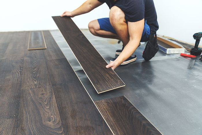 Laminate Use In Home Renovations