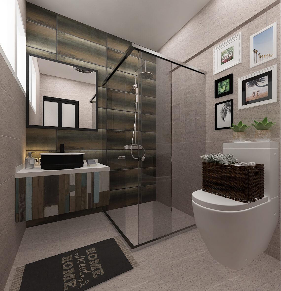Home Design Ideas For Hdb Flats: Shunfu Road HDB Before & After Interior Design & Renovation