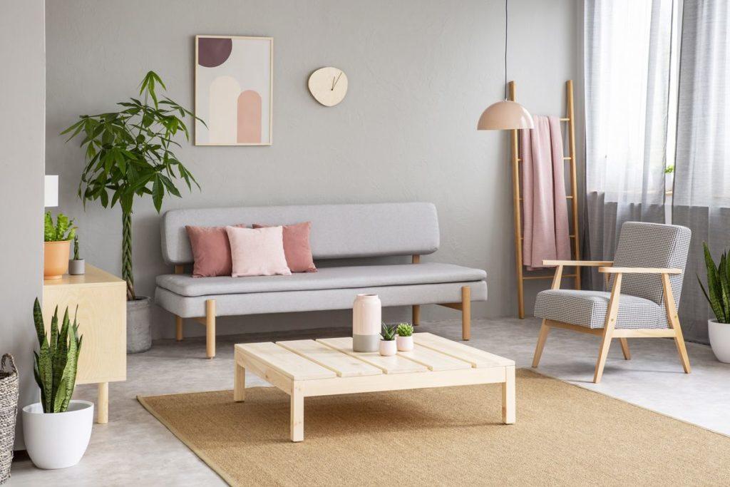 Minimal Style Home Interior Design Singapore