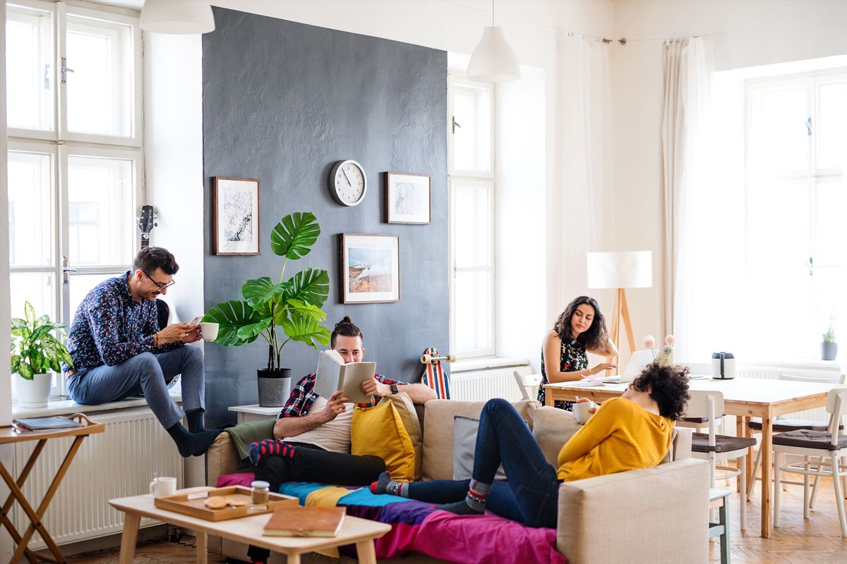 From Co-Working to Co-Living: How Does It Affect Interior Design?