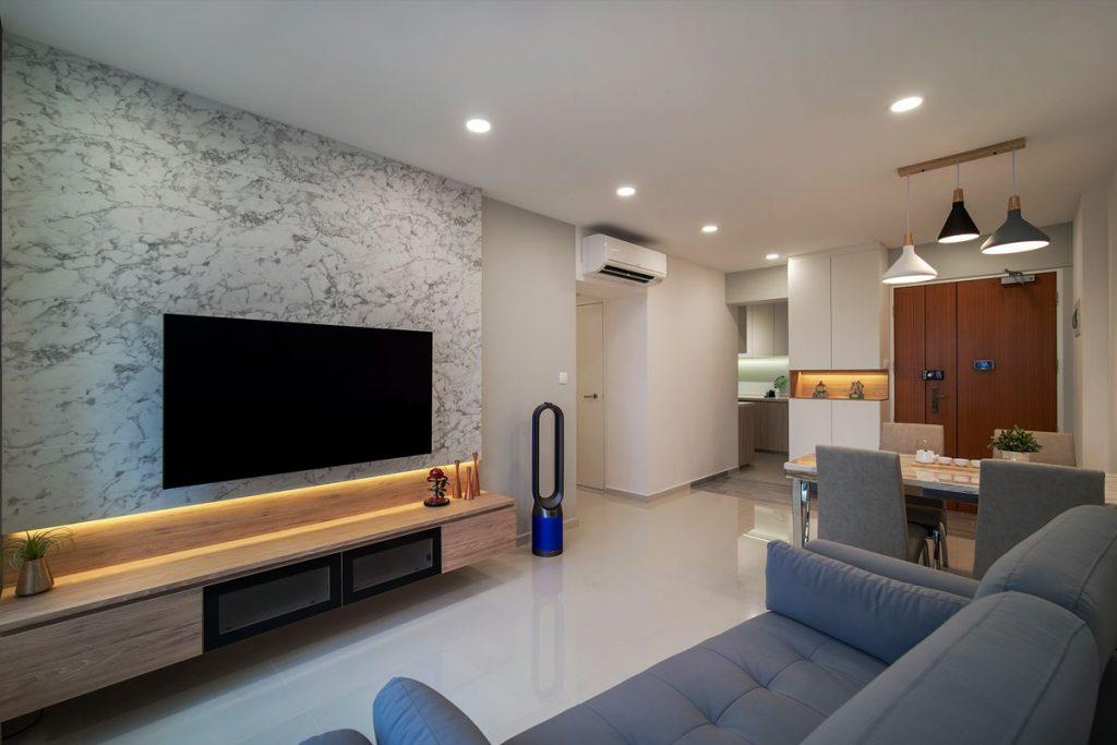 4 room bto renovation singapore  4 room bto interior design