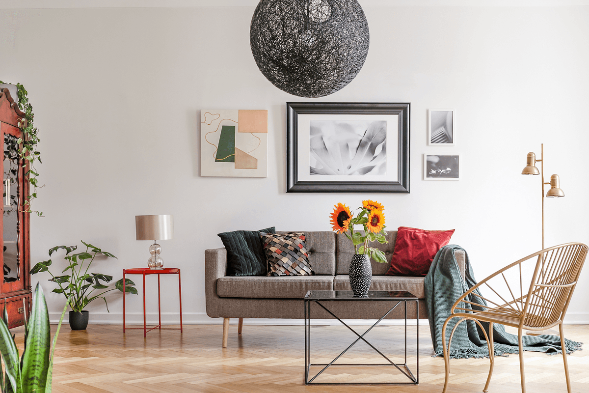 Bring Harmony To Your Home With The Eclectic Style