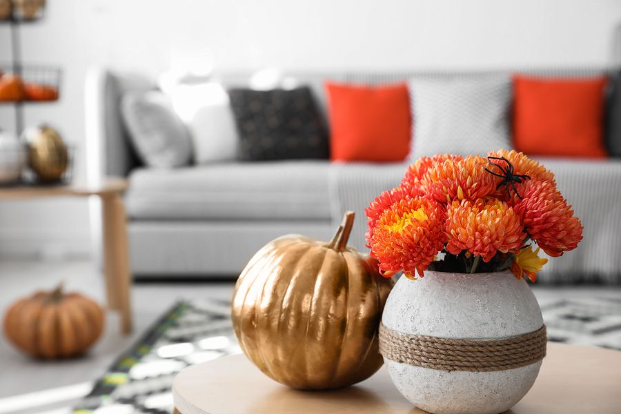 Decorate your home for the Fall season