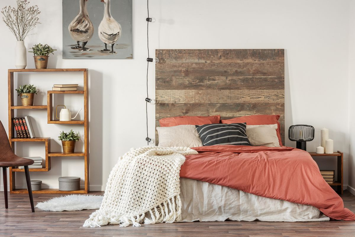 Give Your Home A Refined Look With A Rustic Chic Interior Design