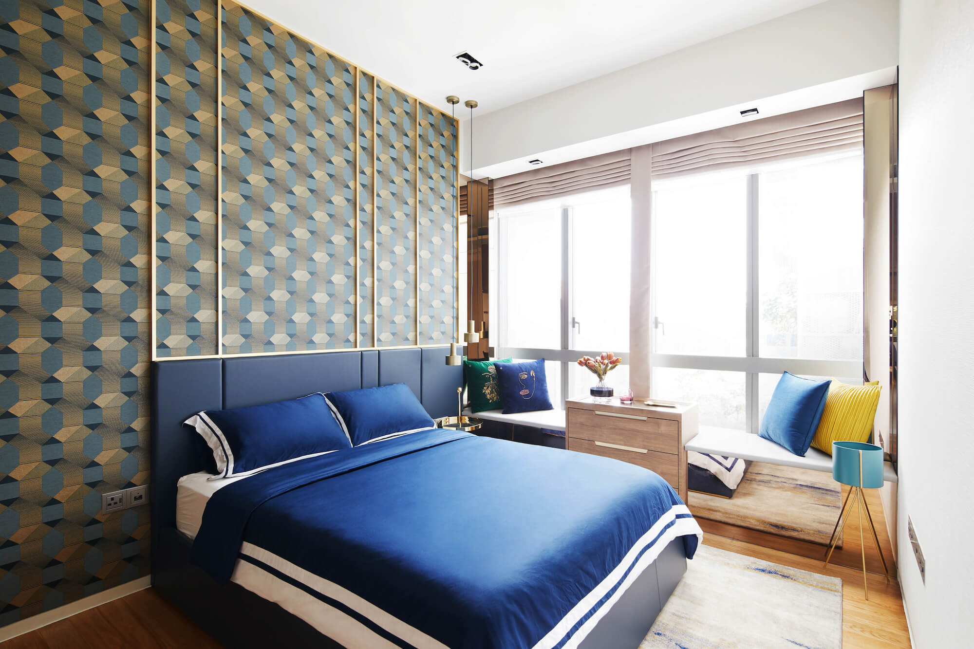 Putting Together a Beautiful Guest Room in Your HDB Flat