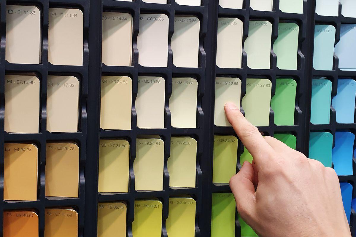 The 2020 Interior Design Colour Trends