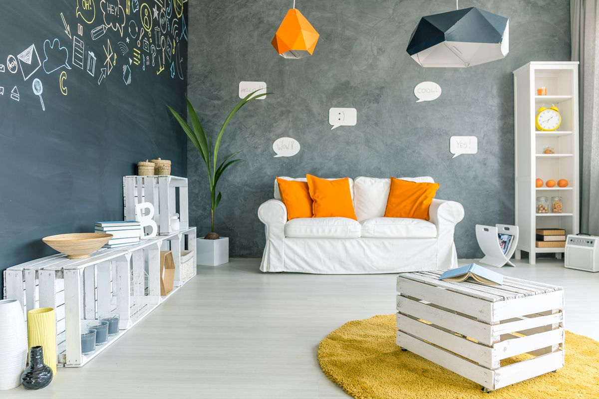 How to Style an Interactive and Engaging Kid's Room