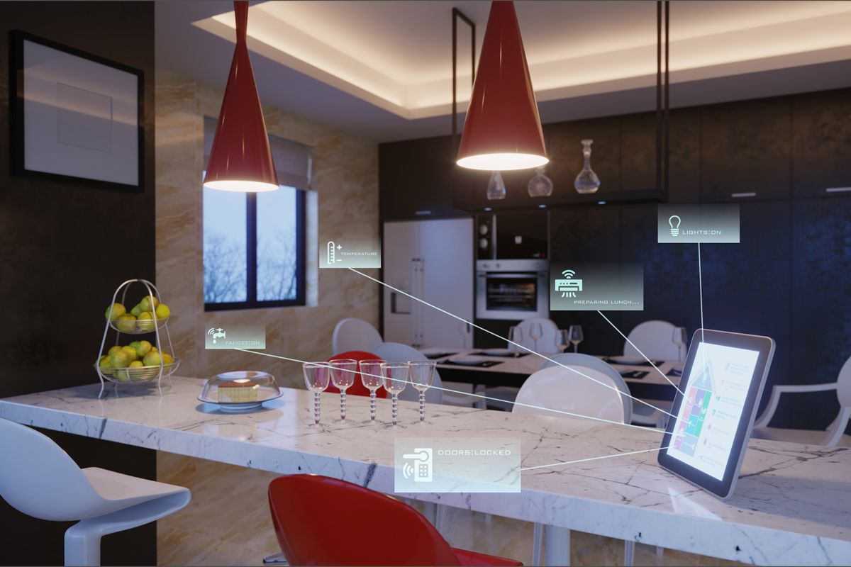5 Ways Technology Will Impact Home Interior Design In The Future