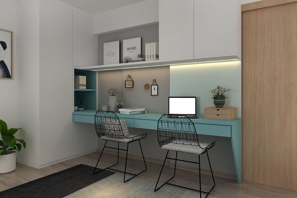 Home Interior Design Tips: 4 Study Area Ideas to Embrace and Execute