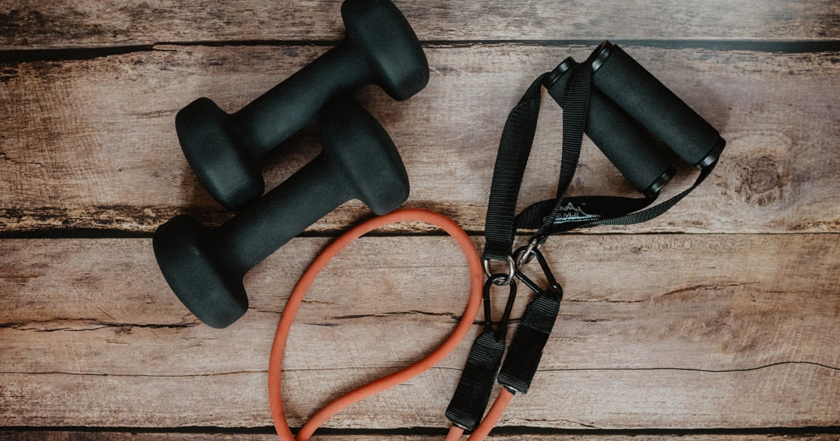 ideas to help you design the perfect home gym min